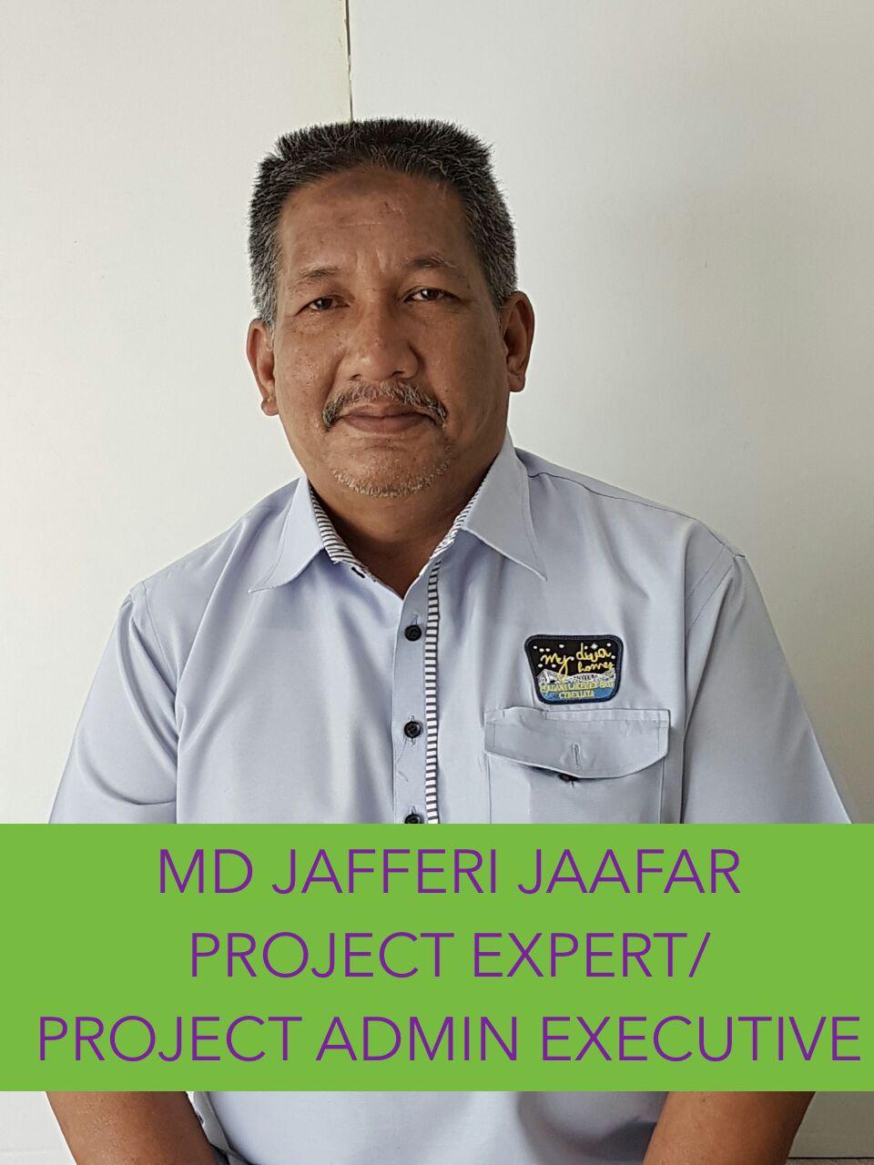 Md Jafferi Bin Jaafar