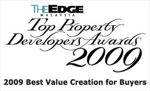 The Edge - Malaysia Top Property Developers Awards