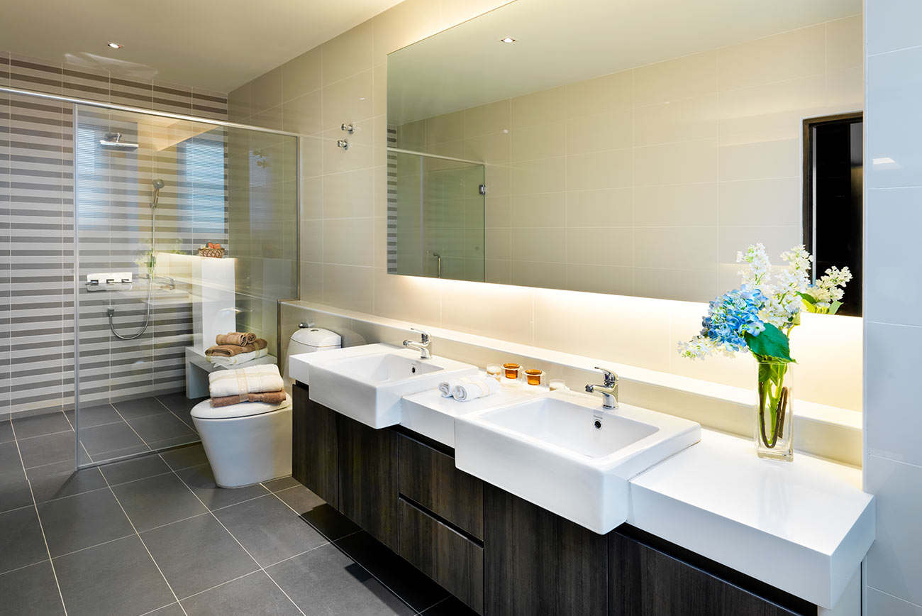 Tropez ( Master Bathroom )