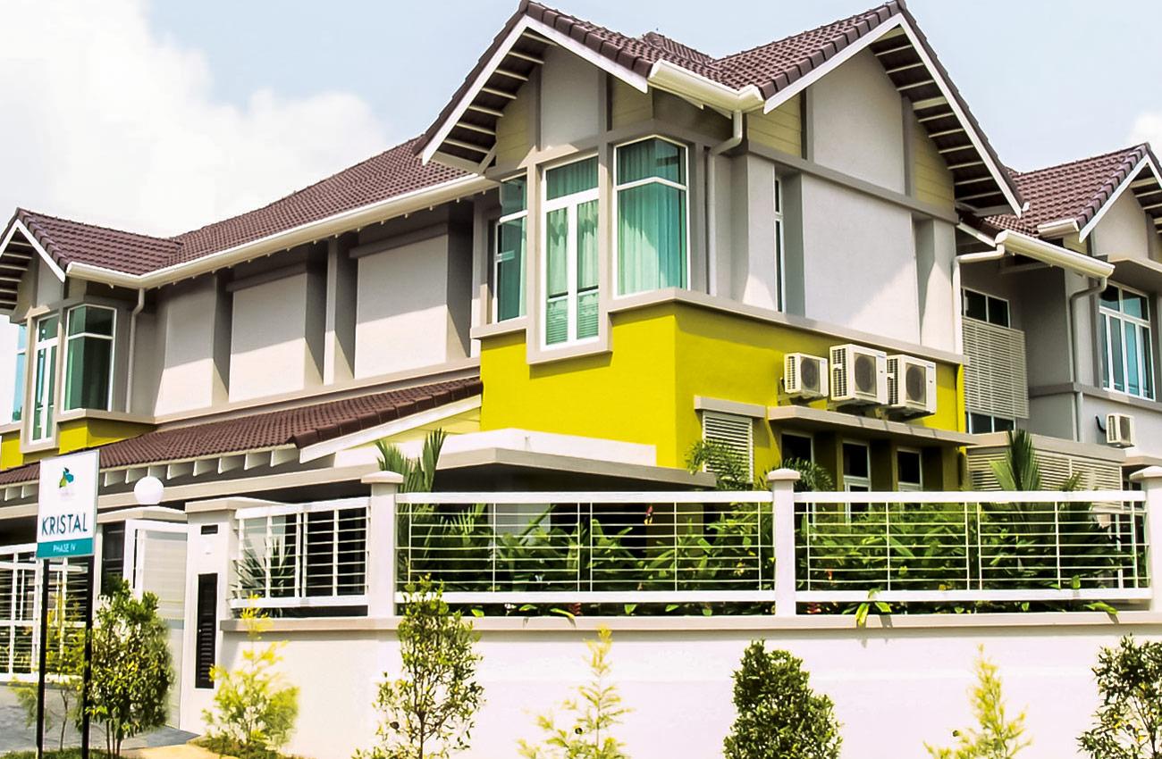 Subang Alam Homes Section 27 Shah Alam