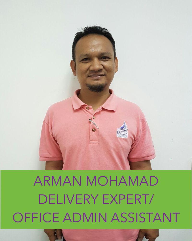Arman Mohamad