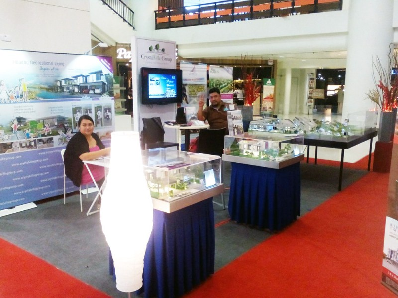 CrystalVille-Group-Property-Exhibition-in-Subang-Parade