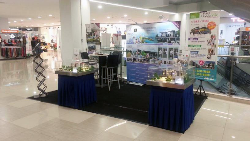 CrystalVille-Group-Roadshow-at-D'pulze-Shopping-Centre-2015