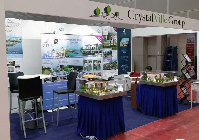 CrystalVille-Group-Roadshow-at-Star-Property-Fair-KLCC