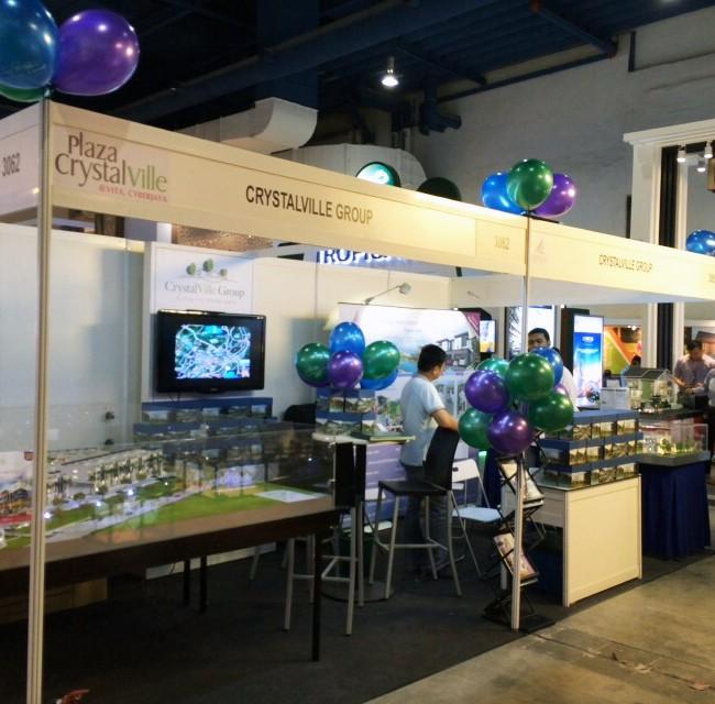 CrystalVille-Group-roadshow-at-Bumiputera-Property-Exhibition-2015