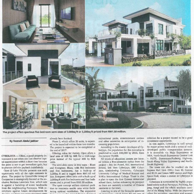 Malay-Mail Opus-Lake-Vicinity-an-Opus-drawn-up-for-opportunity