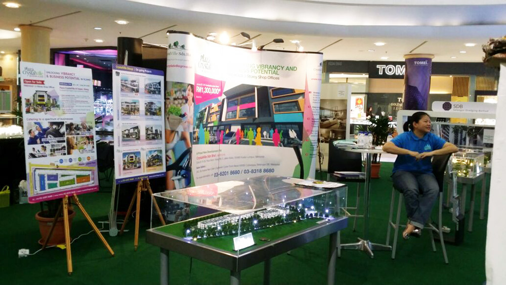 Weekend Property Fair at The Mines Shopping Mall