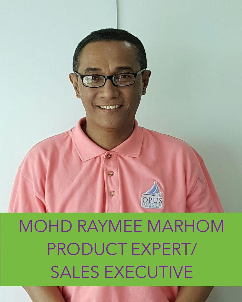 Mohd Raymee Bin Marhom